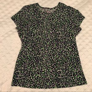Lilly Pulitzer Lexi Crew Neck Top
